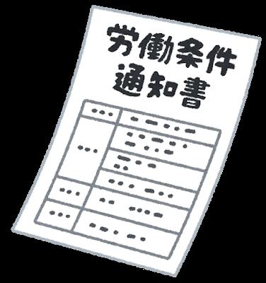 【大幅効率化】労働条件通知書電子化!自動メール通知を活用